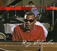 Cover Ray Charles - Six Classic Albums [3cd]
